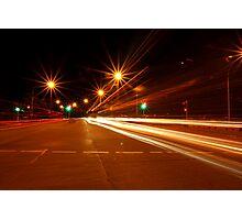 Traffic Photographic Print