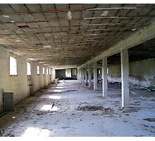 """"""" Old Warehouse."""" ( 1 ) Photographic Print"""