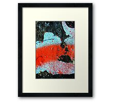 Fire on Babylon Framed Print