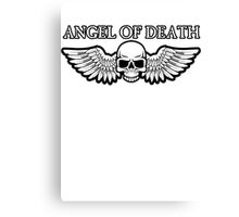 Angel of Death Canvas Print