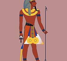 Egyptian Warrior by sale