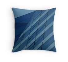 Euclidean panes #1 Throw Pillow