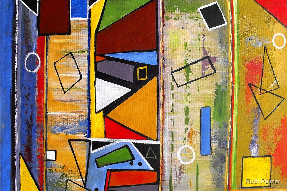 Escapades by Ruth Palmer