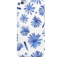 - Chicory pattern - iPhone Case/Skin
