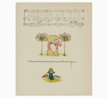 A Day in a Child's Life Myles Birket Foster and Kate Greenaway 1881 0030 Sleeping 2 Kids Tee