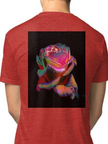 Lovely Rose. Tri-blend T-Shirt