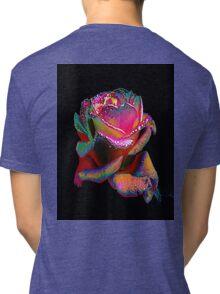 Lovely Rose. Tri-blend T-Shirt