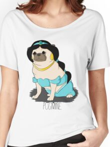 Pugmine! Women's Relaxed Fit T-Shirt