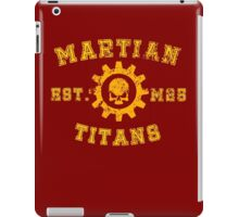 Sports Team: The Martian Titans iPad Case/Skin