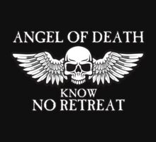Angel of Death Know No Retreat by simonbreeze