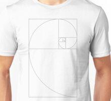 Fibonacci_Blocks Unisex T-Shirt