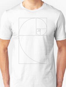 Fibonacci_Blocks T-Shirt