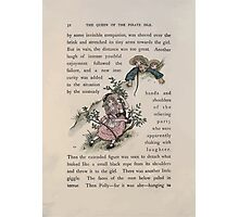 The Queen of Pirate Isle Bret Harte, Edmund Evans, Kate Greenaway 1886 0036 In a Bush Photographic Print