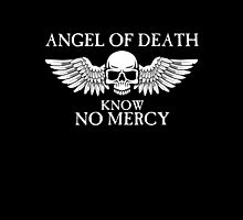 Angel of Death Know No Mercy by simonbreeze