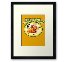 The Magic Roundabout - Doogle Framed Print