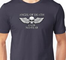 Angel of Death Know No Fear Unisex T-Shirt