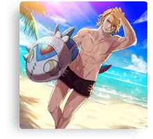 Fire Emblem if / Fates - Summer Marx Canvas Print