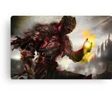 Dark Souls III Canvas Print