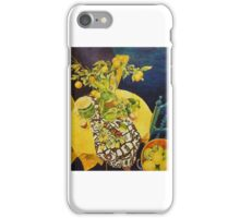 Citrus Still life iPhone Case/Skin