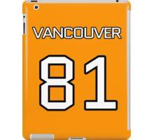 British Columbia Football (I) iPad Case/Skin