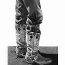Tyler's Boots by J.D. Bowman