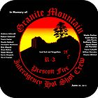 Prescott Granite Mountain Hotshot Memorial Sticker by SmashBam
