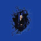 Alan Rickman - BlueNote Design - Wild Frame by scatharis