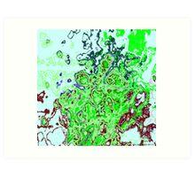 ( DUHU )   ERIC  WHITEMAN  ART   Art Print