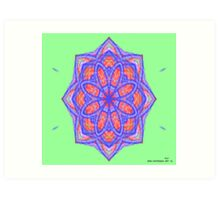 ( ALA`  ) ERIC WHITEMAN    ART   Art Print