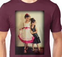 Portrait -  Sisters Unisex T-Shirt