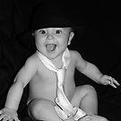 Baby Louis by rhian mountjoy