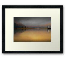 Kilby Park  Framed Print