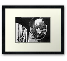 OnePhotoPerDay Series: 112 by L. Framed Print