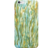 Reeds in the river iPhone Case/Skin