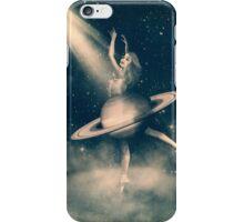 When Saturn Starts Dancing iPhone Case/Skin