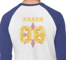 Team Captain: Kharn Men's Baseball ¾ T-Shirt