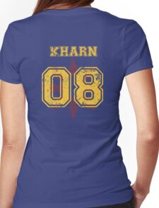Team Captain: Kharn Womens Fitted T-Shirt