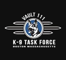 Fallout 4   K-9 task force by Grunger71