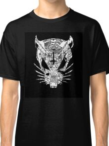 Black ZEF Graffiti Rat Classic T-Shirt