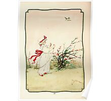 Rose Buds Virginia Gerson 1885 0044 Peggie and Lollie Poster