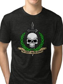 For Tanith - For The Emperor!  Tri-blend T-Shirt