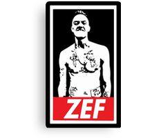 Zef 2 Canvas Print