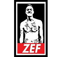 Zef 2 Photographic Print