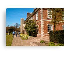 Hall Place: Bexley, Kent, UK. Canvas Print