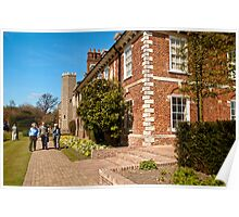 Hall Place: Bexley, Kent, UK. Poster