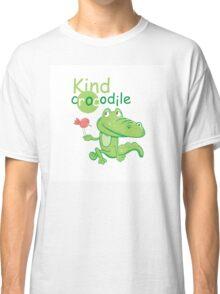 Kind crocodile. Classic T-Shirt