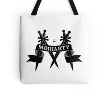 M for Moriarty Tote Bag
