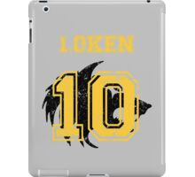 Team Captain: Loken iPad Case/Skin