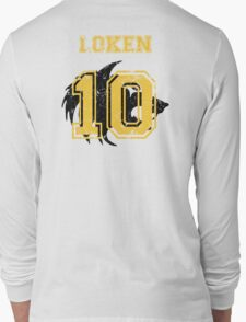 Team Captain: Loken Long Sleeve T-Shirt