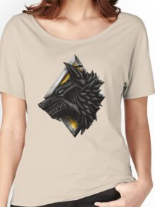 Viking Wolf Head Women's Relaxed Fit T-Shirt